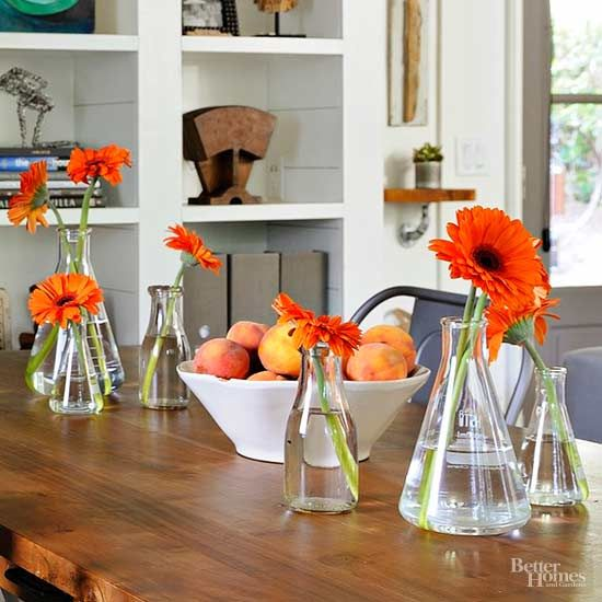 4 Or Less Fall Centerpieces