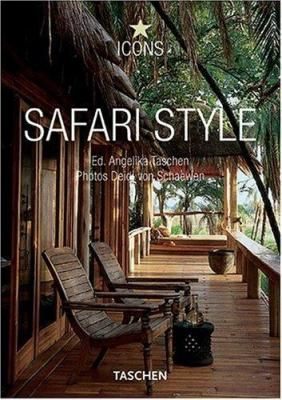 Taschen Icon | Safari Style  By: Taschen Icon  NZ $15.00 Format: Paper Back  Artybees Stock Number: 61450  ISBN: 9783822838527  2 in stock