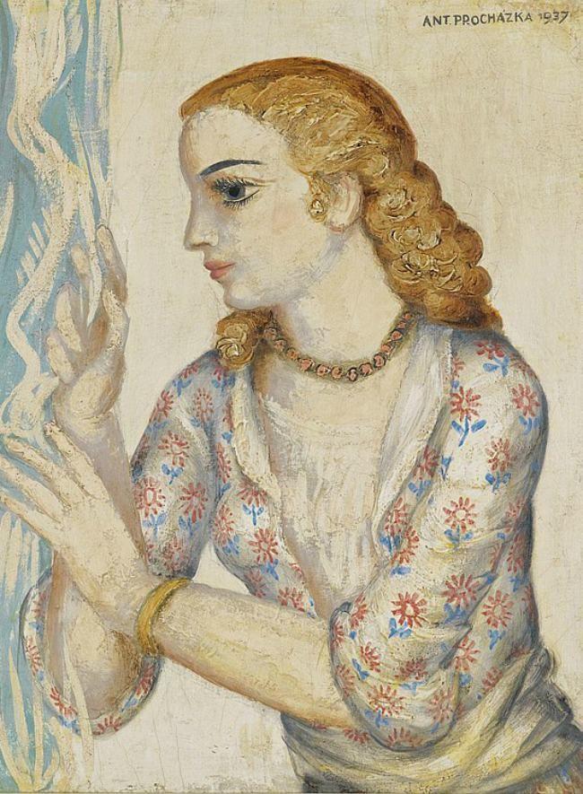 Antonin-Prochazka-Czech-Artist-Painter-Tres-Bohemes(21)