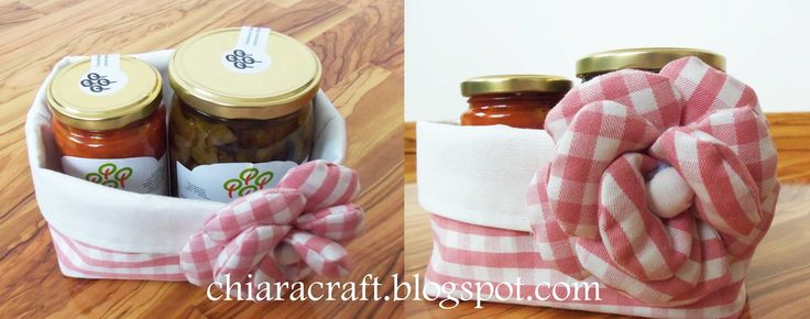 Cestini per contenere i regali - Basket for gift