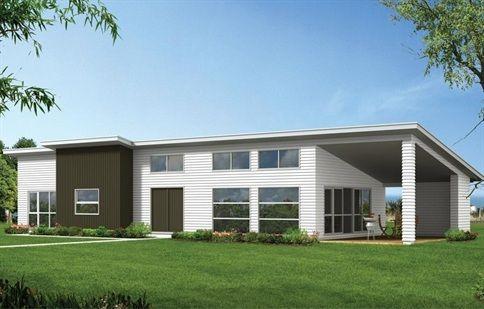 Hanmer - HouseDesign   Jennian Homes