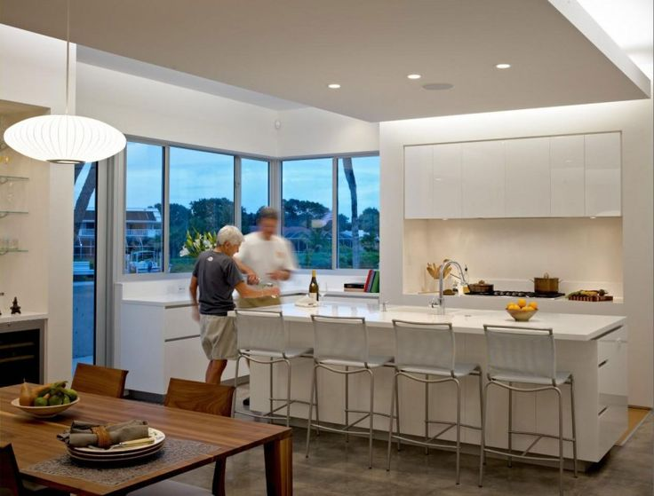 Casa Isla De La Barrera Por Sanders Pace. Modern KitchensWhite KitchensModern  Kitchen DesignsKitchen ModernDesign KitchenKitchen IdeasVero Beach ... Part 82