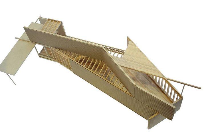 casa de cobre | model ~ smiljan radic