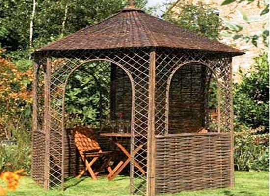 argos garden furniture Garden structures, Wooden gazebo