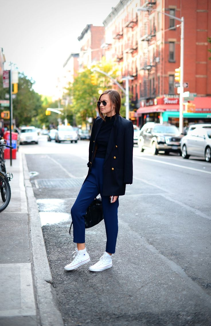 Color Azul Marino Navy Ideas Look 2
