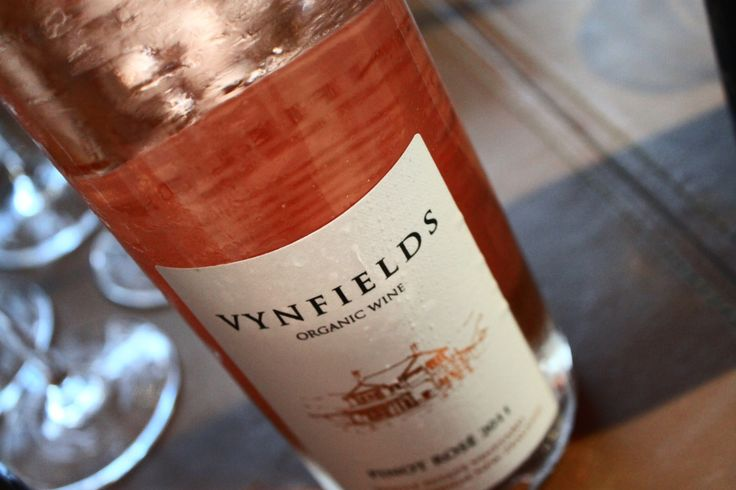 Vynfields Pinot Noir Rose 2011 – organic wine from Martinborough, NZ