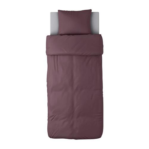 299kr 310trådtäthet GÄSPA Påslakan 1 örngott IKEA Satinvävd bomull; ger sängkläder extra len yta och lyster.