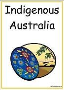 Indigenous Australia Words - 56 Printable Words And Pictures - K-3 Teacher Resources