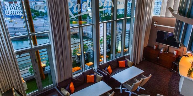 Katto lounge view
