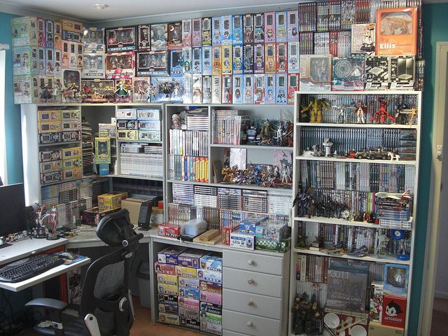 Otaku | Otaku Room - Before and After | Flickr - Photo Sharing!