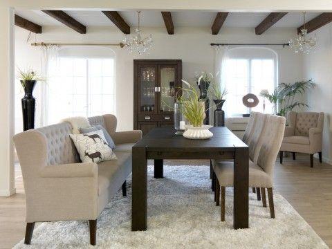 Stół z drewna dębowego Ontario 2