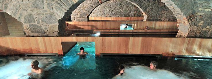 Thermal Spa in Zurich, Switzerland