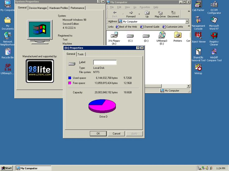 windows 98 se iso download