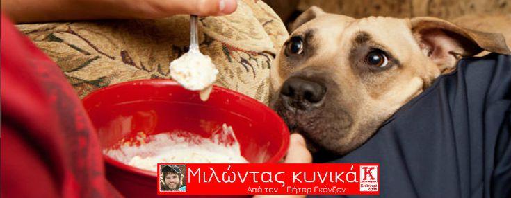 Μαθαίνοντας ότι τα αγαθά κόποις κτώνται. Γράφει ο εκπαιδευτής σκύλων Πήτερ Γκόνζεν.