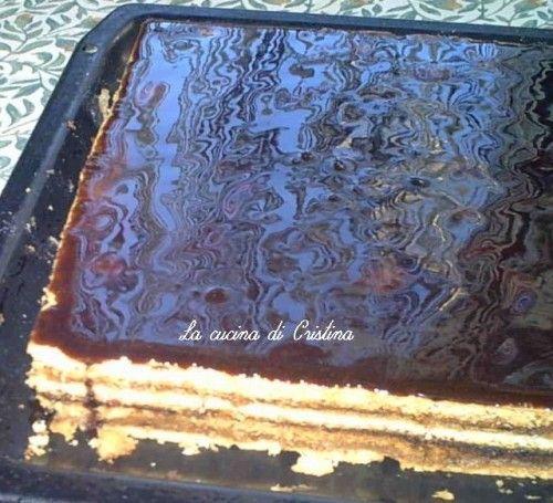La cucina di Cristina: Albinita ( dolce romeno con miele)