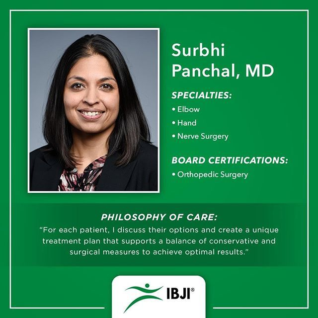 Meet Our Team!   Dr  Surbhi Panchal is a board-certified