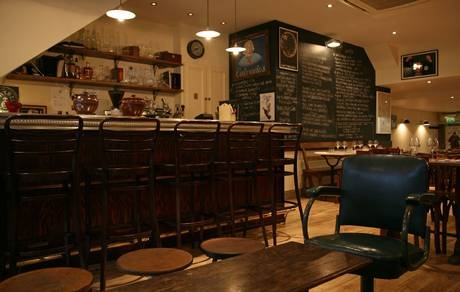 Soif, 27 Battersea Rise, London SW11 - Reviews - Food & Drink - The Independent