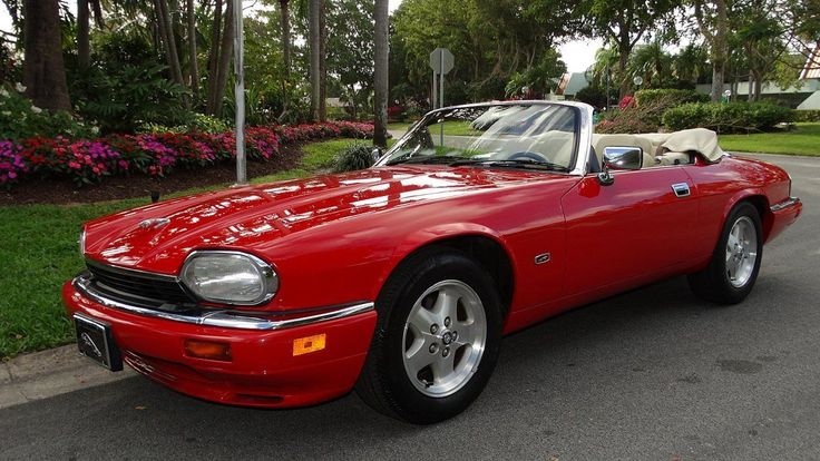 1995 Jaguar XJS SEE FULL ITEM DISCRPTION BELOW 1995 JAGUAR XJS 2+2 CONVERTIBLE TWO FLA OWNER 35,000 MILES WELL SERVICED
