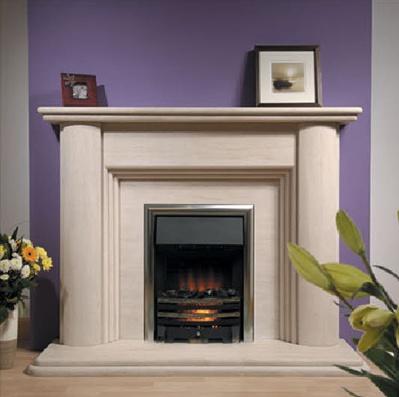 16 best Limestone fireplaces images on Pinterest | Limestone ...