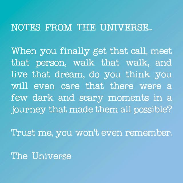 notes from the universe, inspire, dream, law of attraction, goals, the secret, wise words, wisdom, buddha