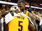 LeBron James was impressive in his post-game press conference as he praised his teammates and backed the embattled Matthew Dellavedova.