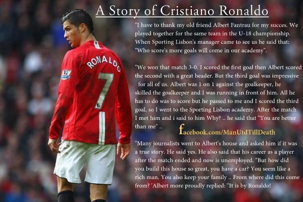 Sports | story |  Success Pinterest Ronaldo