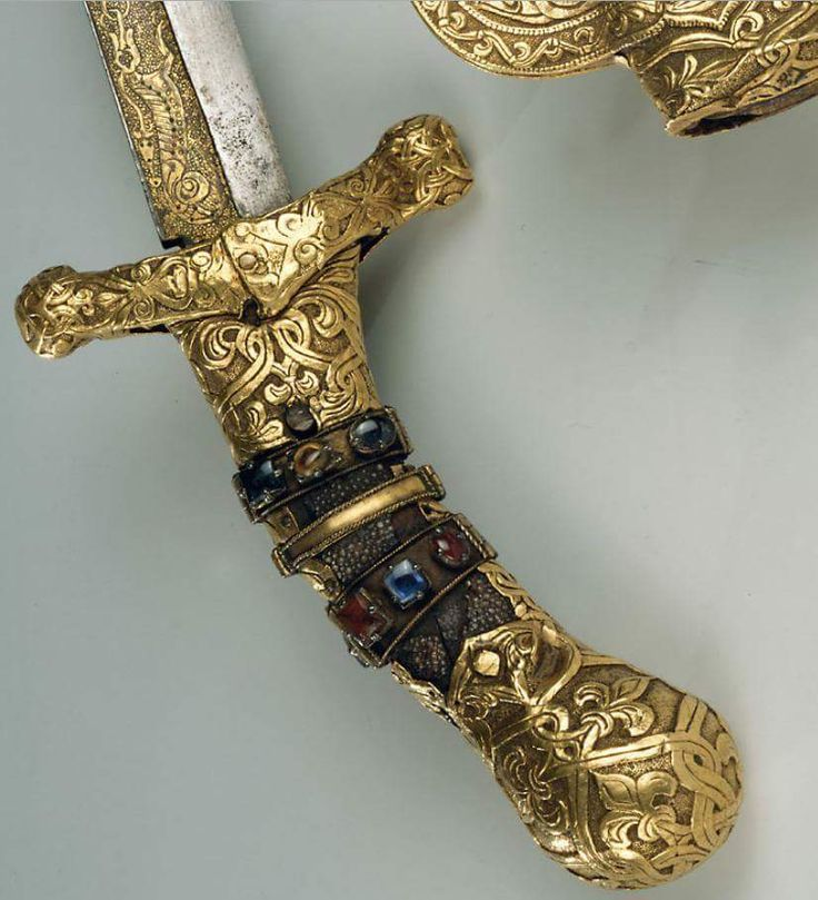 (Hungary) Gold Sword.