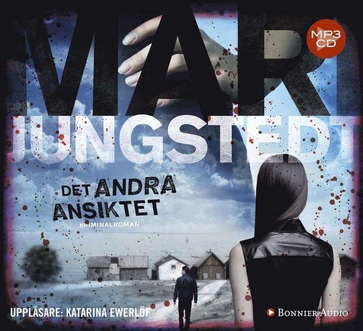 Det andra ansiktet [Ljudupptagning] : [kriminalroman] / Mari Jungstedt ... #deckare #ljudbok #mp3bok