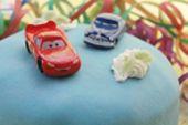 Autot-kakku