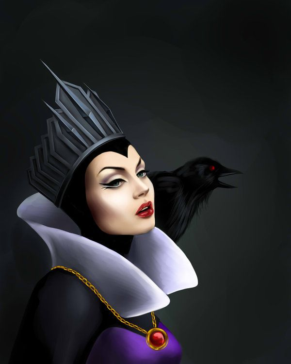 Snow White Queen by MORGANA0ANAGROM.deviantart.com