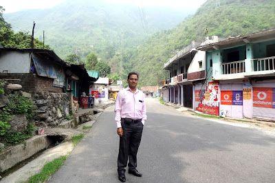मेरी यात्रा डायरी : जा जा बेटी नागणी बाजार, टिहरी, उत्तराखंड  .. Nagni...