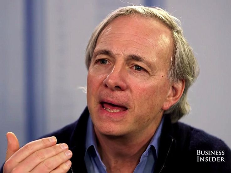 Ray Dalio says going broke in 1982 was the 'best thing that ever happened' to him #Correctrade #Trading #News