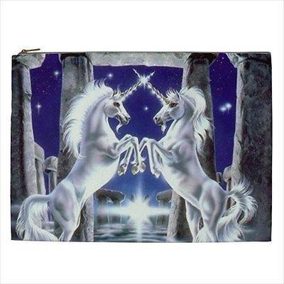 Unicorn Design - Cosmetic Bag / Pouch (6 Sizes) -Vw4842