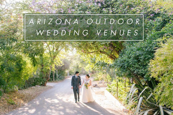 Outdoor Natural Wedding Venues in Phoenix & Arizona | Tips for Brides | Alyssa Campbell Photography | Natural Outdoor Arizona Wedding Photography