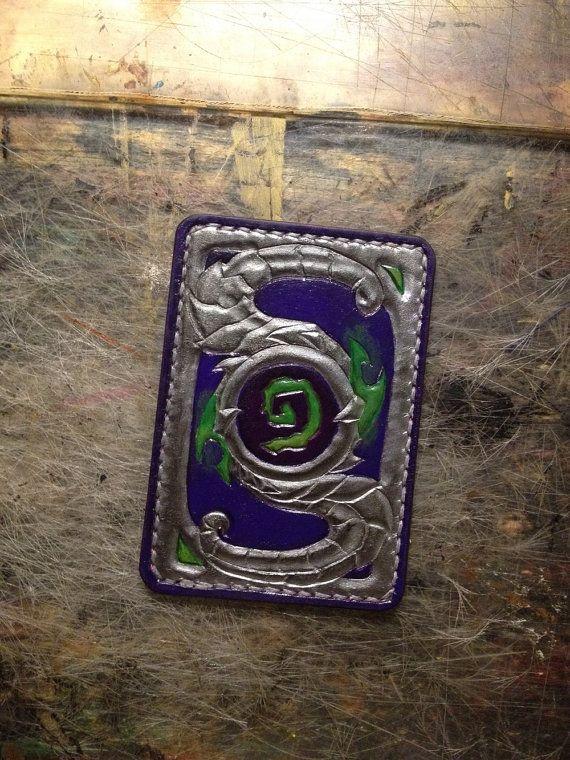 Hearthstone Heroes of Warcraft Cardholder  Legion от WildOx