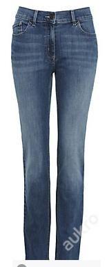 Dámské modre džíny Marks