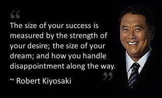 robery kiyosaki net worth