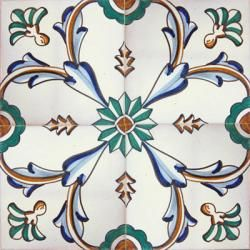 spanish tile wall decor - Google Search