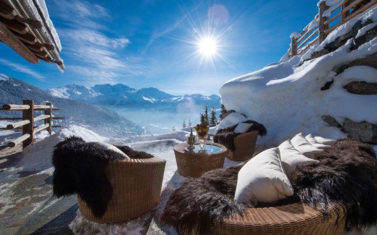 Art de Vivre à la Montagne - vos Vacances d'Hiver avec FERT Pure Snow