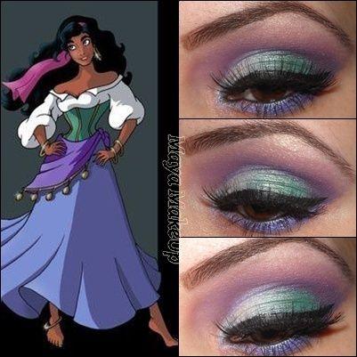 Disney Princesses - Glam Express Meg