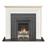 Bolton Timber Mantle (Also available in Cognac Finish). Get it now from Schots: https://www.schots.com.au/bolton-timber-mantle.html