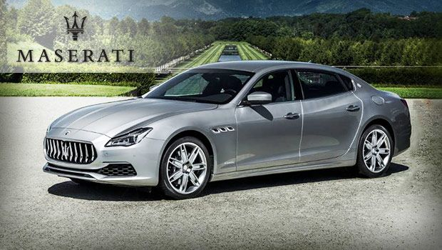 The 2018 #Maserati Quattroporte is a versatile large luxury sedan that comes with two high-performance engine options. Read our blog as we review this stunning Maserati. #UAE