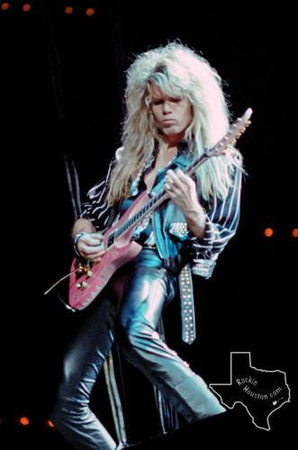 Whitesnake - Mar 16, 1990 at The Summit - Rockin Houston