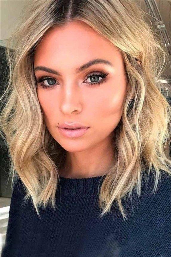 40 Easy And Creative Fall Hairstyle Hair Trend 2019 Goruntuler