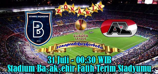 Prediksi Basaksehir vs AZ Alkmaar 31 Juli 2015