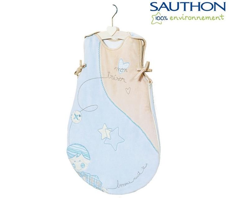 TRESOR - Gigoteuse bébé 0-4 mois spécial été -