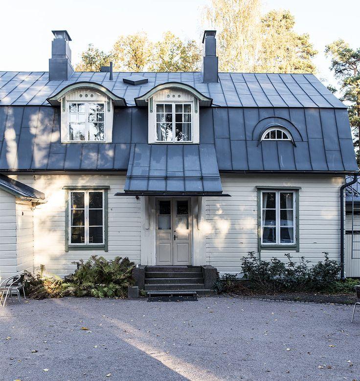 Café Villa Rulludd | Huvilatunnelmaa Espoon Hyljelahdessa