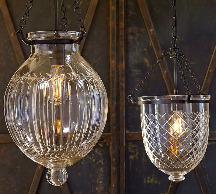 amazing pendant lights from pottery barnthey even look neat mixed together amazing pendant lighting