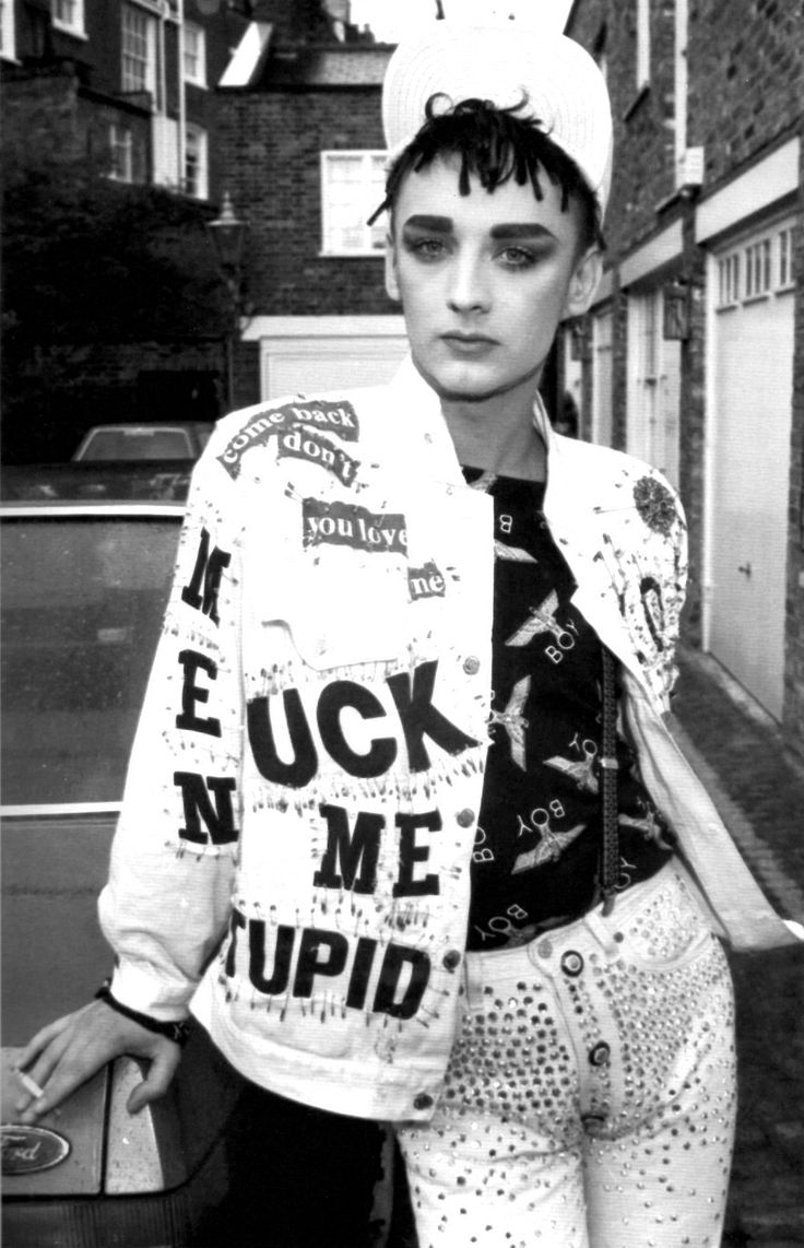 17 Best Images About Boy George On Pinterest Romantic