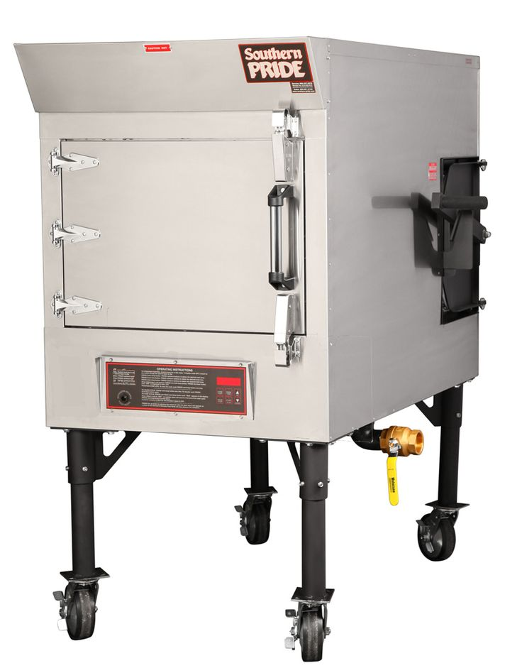 MLR-150 \ Gas \ Commercial Smokers   Southern Pride   Woodburning BBQ Pits & Smokers